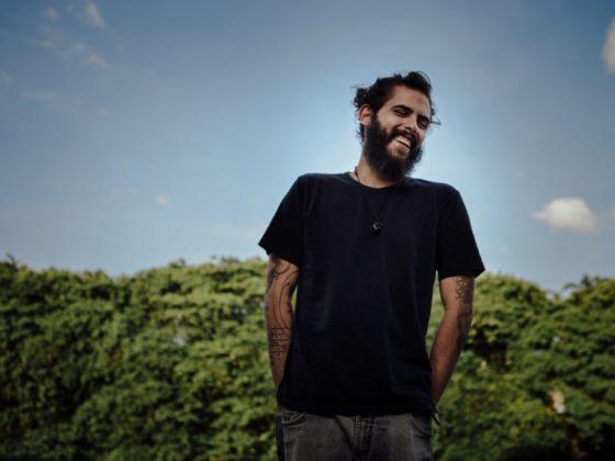 Multi-instrumentista, Rogério Samico compõe a banda Marsa, revelação da música