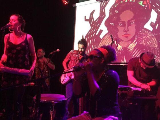 De ontem aqui em barcelona no @diobar_mons_de_musica com @dj.dolores e