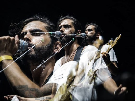 Noite incrível no palco @freicanecafm do @recnplayfestival - noite pra...